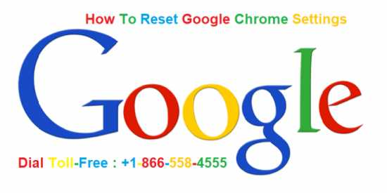 How To Reset Google Chrome Settings