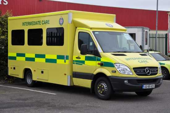 Book Professional Ambulance Service in Ireland