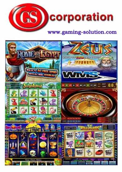 PCB GAME BOARD & GAMING MACHINE