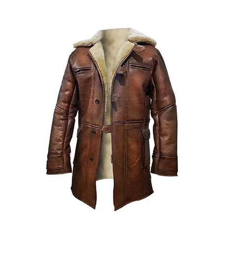 Dark Knight Rises Jacket coat for Men | Bane Coat