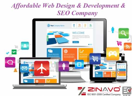 Affordable Web Design & Development & SEO Company