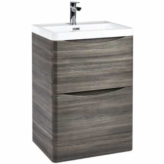 Bella 600 Floor – Standing Vanity Unit and basin –