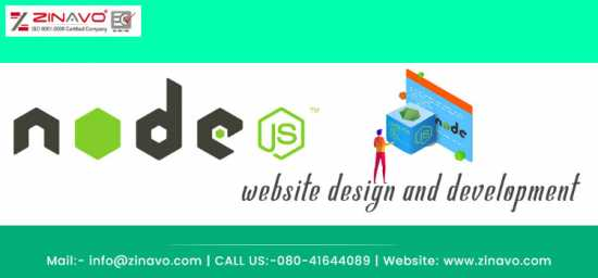 Node Js Website Design And Development