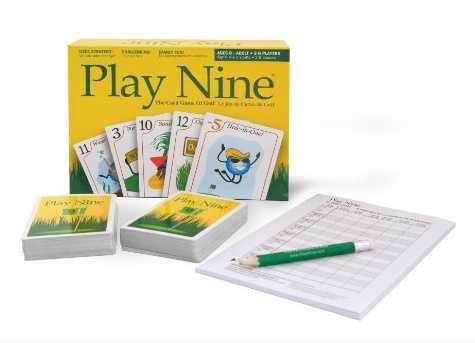 Play Nine – The Card Game of Golf!
