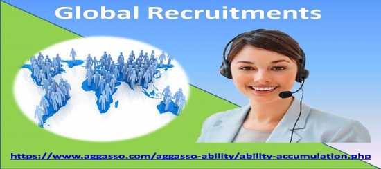 Global Recruitments Service Of Aggasso's Strong