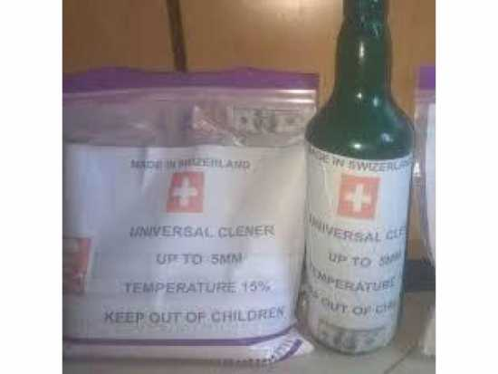 Buy Universal Ssd Solution Chemical for Clean Euro