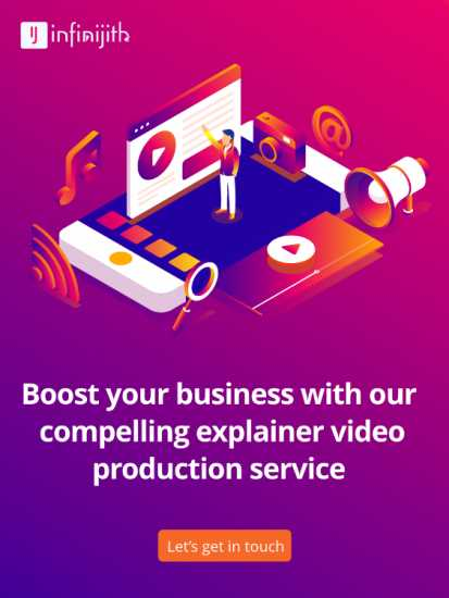 Animated Explainer Video Production Company - Infi