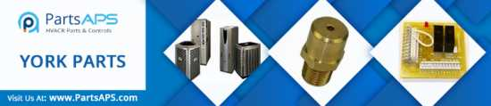 York Parts | HVAC Parts and Accessories | Air Cond