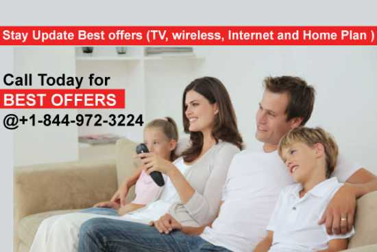 TV Entertainment Packages & Internet Plans (USA)
