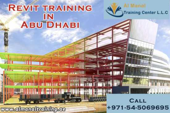 Best Revit Structure Training in Abu Dhabi