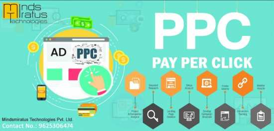 Pay Per Click Services in Delhi