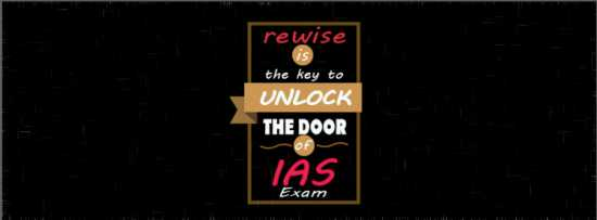 Rewise the Master of Online IAS Coaching