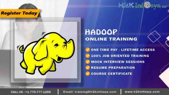 Advanced Hadoop Online Training Course