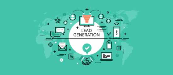 Lead generation - Generate leads and improve the p