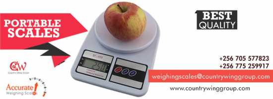 Approved Vintage Kitchen Weighing Scales in Uganda
