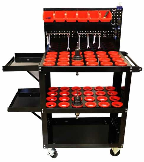 About Uratech USA Inc - CNC Tool Cart Manufacturer