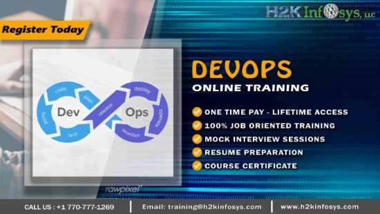 Devops Online Training with Job Support