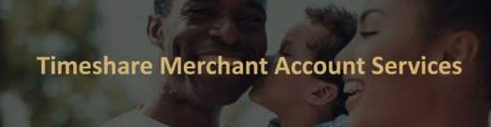 Timeshare Merchant Account Services - 5 Star