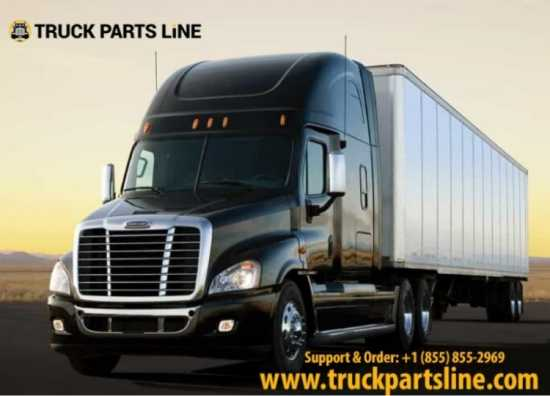 Truck Stainless steel coolant tubes