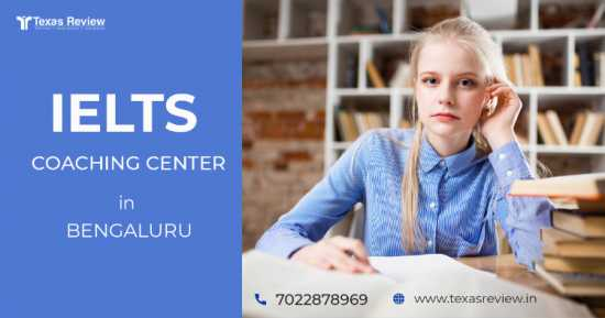 IELTS Coaching Center in Bangalore