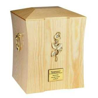 Memorials for cremains handcrafted!