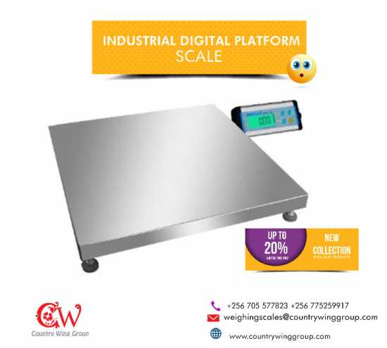 Approved Avery Floor scales for Sale in East Afric