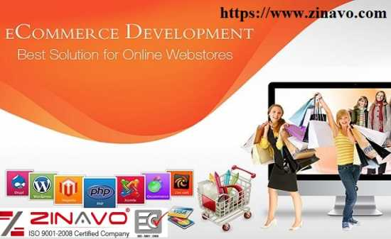 Best E-commerce Website Development Company at Aff