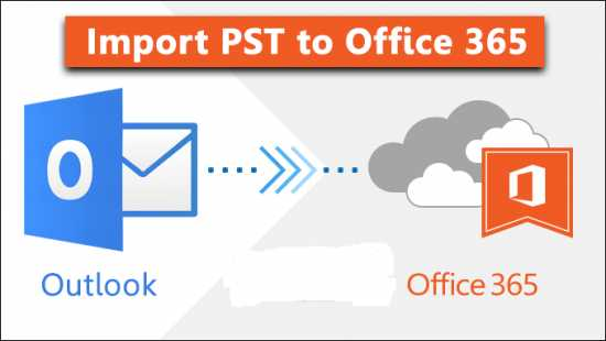How can i Migrate PST file into Office365 format?