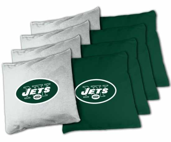 NFL New York Jets XL Bean Bag Set NFL New York Jet