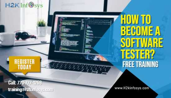 Free QA Software testing course