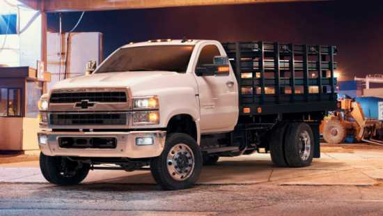 2019 Chevrolet 5500HD LCF Diesel | Used Cars