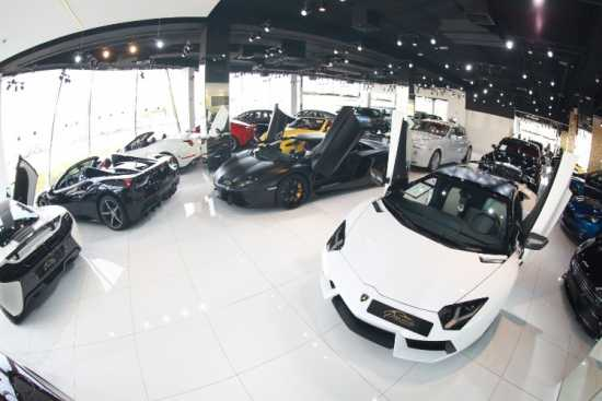 Buy Luxury Cars at Competitive Prices in Dubai