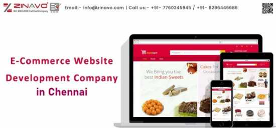eCommerce Website Development Company in Chennai