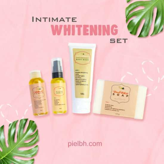 Intimate Whitening Set