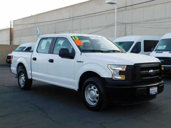 2015 Ford F-150 Pickup Trucks for Sale | Used Cars