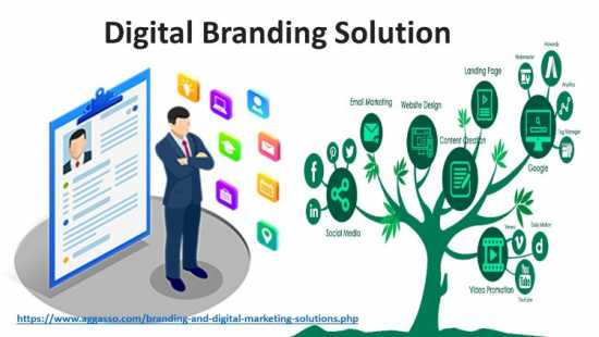 Digital Branding SolutionByA Highly Qualified Team