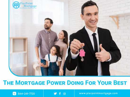 #1 Trusted Mortgage Company in Muskegon PierPoint