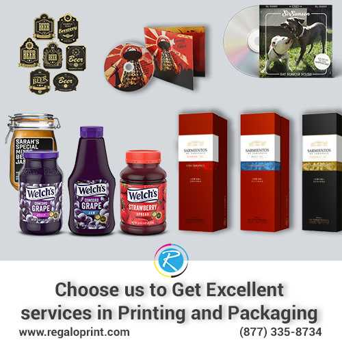 Get Excellent Services in Printing and Packaging