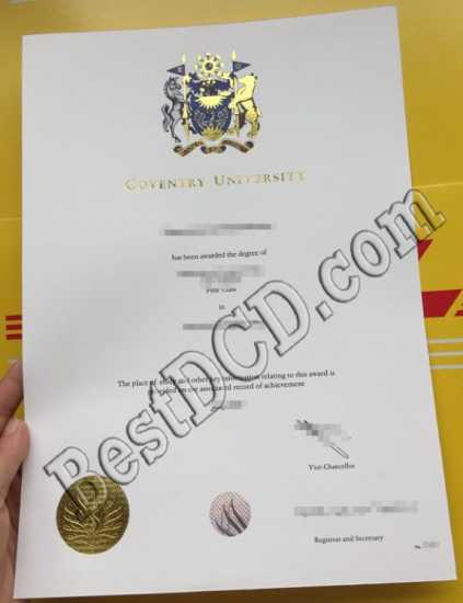 Buy Coventry University Fake Degree, Fake Transcri