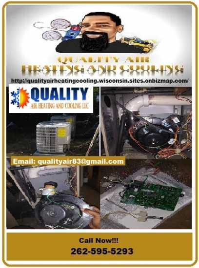 Quality Air Heating and Cooling LLC