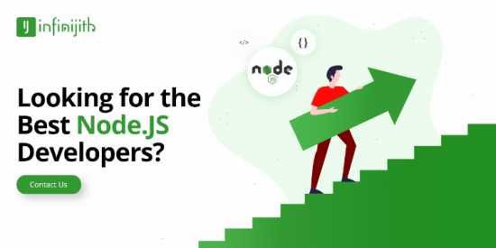 Hire Dedicated Node.JS Developer  - Infinijith.com