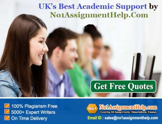 UK' Best Academic Support by No1AssignmentHelp.Com