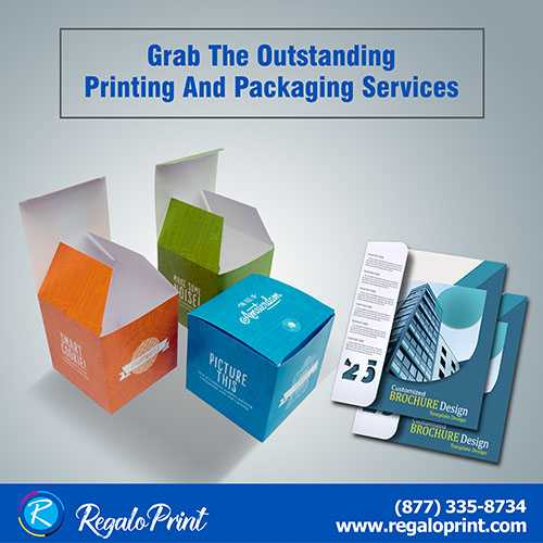Outstanding Printing and Packaging Services