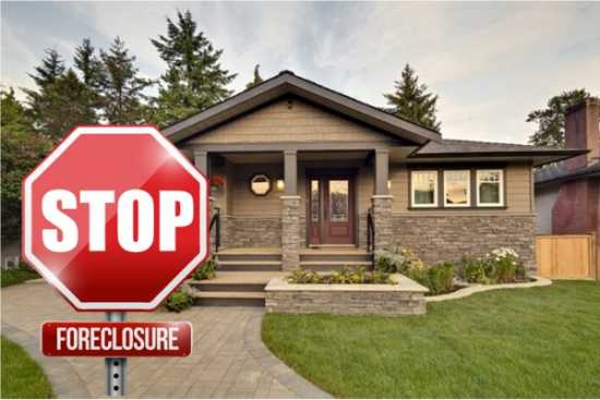 STOP YOUR FORECLOSURE: LET ME ASSUME /TAKEOVER YOU