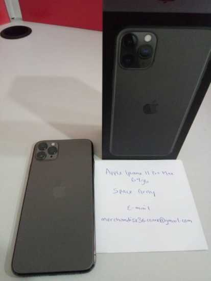 iPhone 11 Pro Max - 64GB