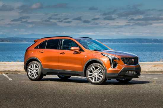 Check 2020 Cadillac Xt4 Overview, Features, Review