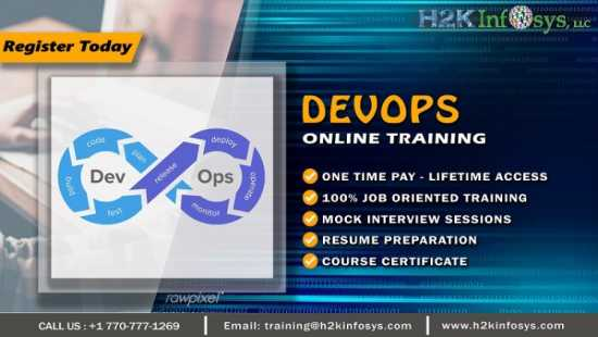Devops Online Training by Certified Experts