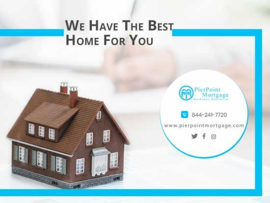 PierPoint Mortgage - Your free Mortgage Broker