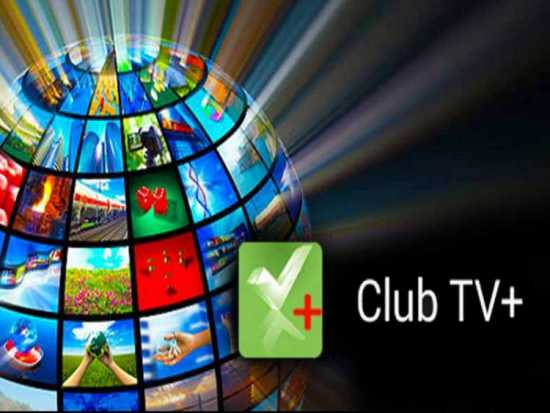 SEE WHY EVERYBODY'S TALKING ABOUT CLUB TV?