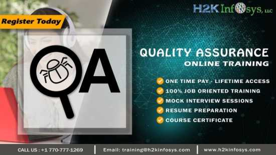 Learn Quality Assurance from Basics to Advanced